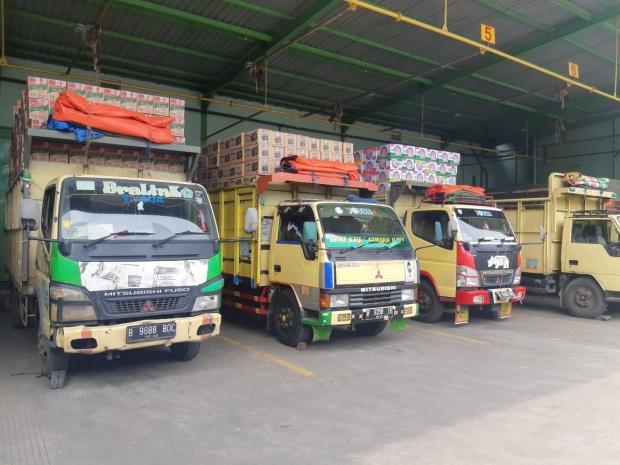 Perusahaan truk kontainer terpercaya dan terbaik