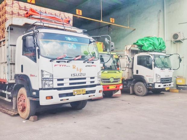 solusi angkutan pengiriman barang cargo dan container