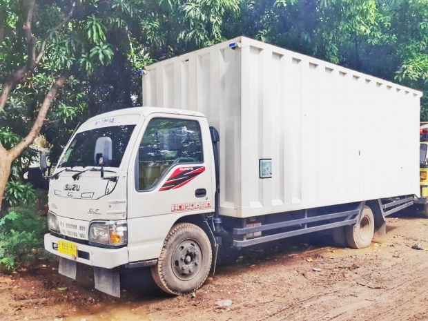 Jasa Sewa Container 20 40 45 Feet