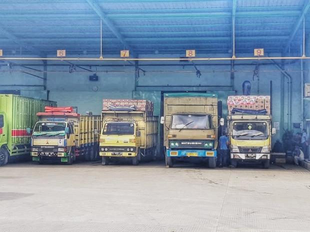 Jasa Pengiriman Kargo Via Darat Surabaya Jakarta