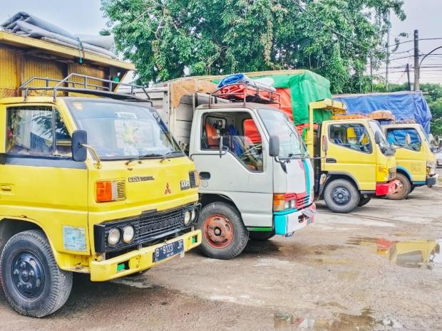 Cargo Darat Jakarta Surabaya Termurah