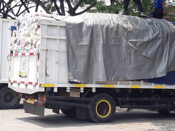 Perusahaan logistik ekspedisi kargo darat dan kontainer