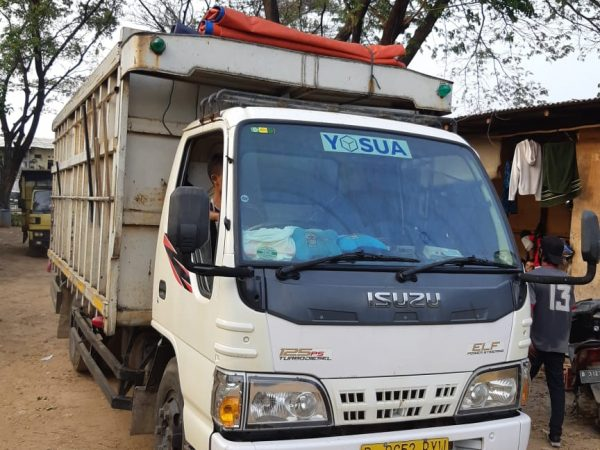 Jasa ekspedisi ekspres angkutan engkel di Jakarta dan Surabaya