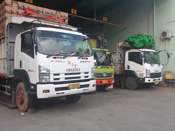 Sewa cargo darat Bekasi