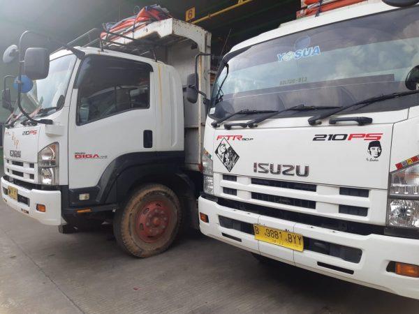 Perusahaan ekspedisi angkutan Jakarta ke Surabaya