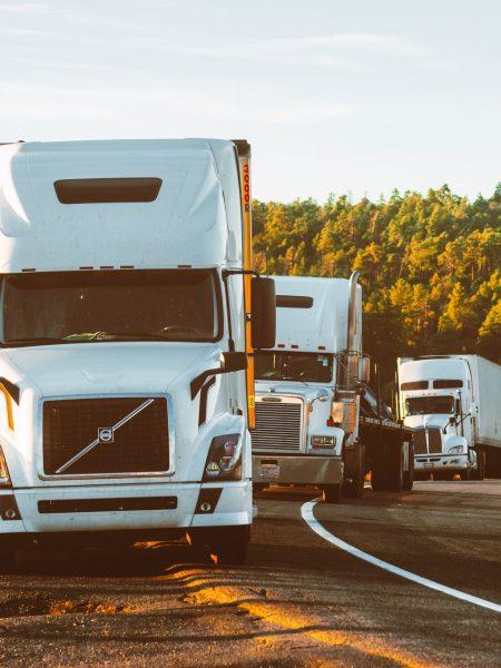 truk kontainer